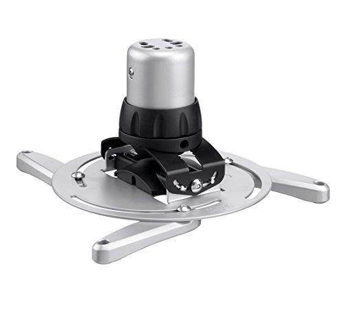 Vogel's PPC 1500 - Soporte de techo para proyector (124 mm), color plata