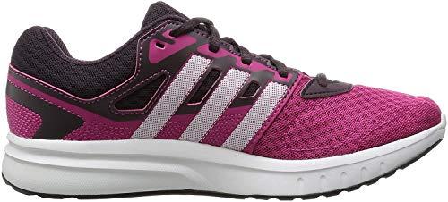 adidas Performance Damen Galaxy 2 Laufschuhe, Pink (Eqt Pink S16/Ftwr White/Mineral Red S16), 40 EU