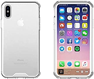 Gorella Cover - Gorella Yvonne X for shock protection with screen protector - transparent