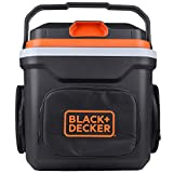 Mini Geladeira 24L 12V, Black+Decker