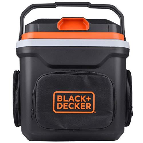 BLACK+DECKER Mini Geladeira de 24L 12V Cinza BDC24LLA