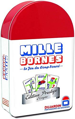 Dujardin Jeux - Milles Bornes - Le Jeu Du Coup-Fourré - Edit