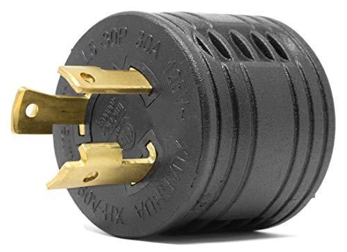 WEN GNA030, NEMA L5-30P Twist-Lock Power...