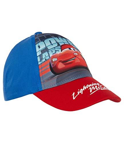 Disney Cars Jungen Cap Blau 52