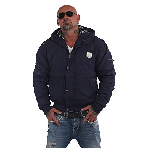 Yakuza Herren Don't Cry Winterjacke