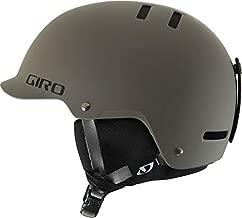 Giro Surface S Snowboard Ski Helmet (Mate Tank, Medium)