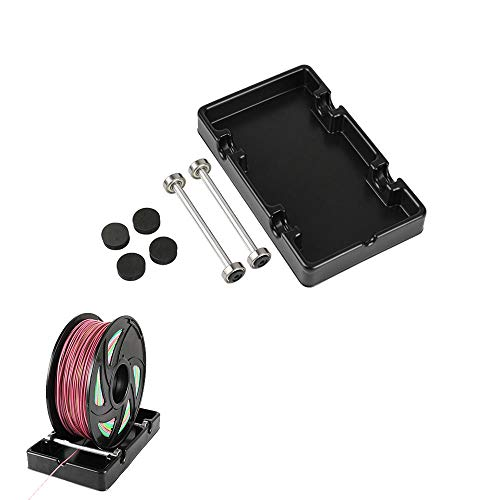 GESSIE DL01 Alloy MMU2S Filament Spool Holder Tray Rack For Prusa i3 MK2.5S MK3S 3D Printer Part CH0405