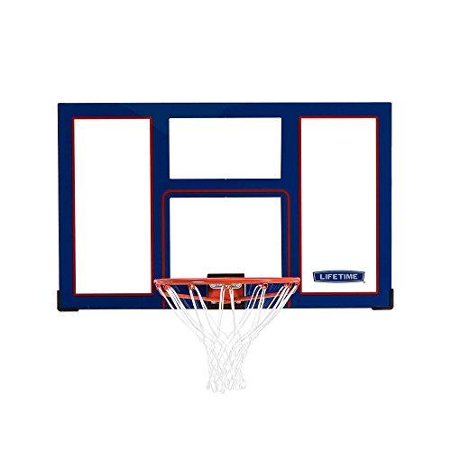 Lifetime /à Vie Unisexe Rationaliser incassable Syst/ème de Basket-Ball Portable Noir Medium