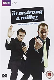 The Armstrong & Miller Show - The Complete First Series