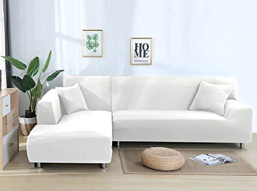 HXTSWGS Protector de Muebles Ajustable,Funda de sofá elástica, Funda de sofá de Sala de Estar, Funda de Asiento de sofá, Funda de sofá de Esquina, Funda Protectora de Muebles-Color 1_235-300cm