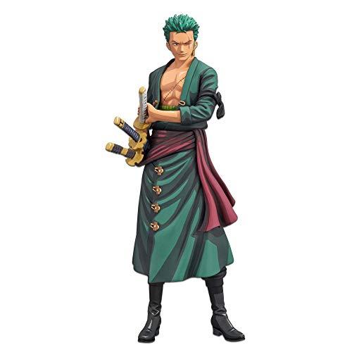 BanPresto - One Piece Roronoa Zoro Manga Dimensions Grandista Figure