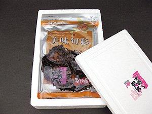 子持ち昆布 250g 北海道産 こんぶ使用醤油と砂糖の甘辛味で炊き出した細切りコンブと魚卵の佃煮
