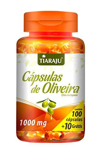 Cápsulas de Oliveira 100 mg, 100 + 10 Cápsulas