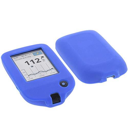 foto-kontor Funda para Abbott Freestyle Libre 2 Silicone Sleeve Azul