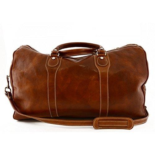 Dream Leather Bags Made in Italy toskanische echte Ledertaschen 44-18