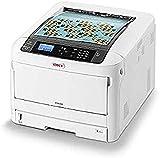 OKI C824n Color 1200 x 600 DPI A3 - Impresora láser (LED, Color, 1200 x 600 DPI, A3, 300 hojas, 26 ppm)