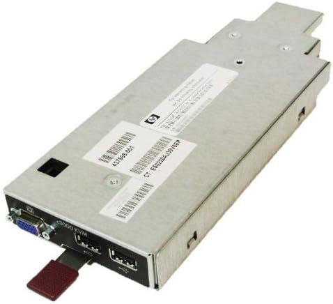 Courier shipping free Bargain sale Sparepart: HP sps kvm module 441834-001