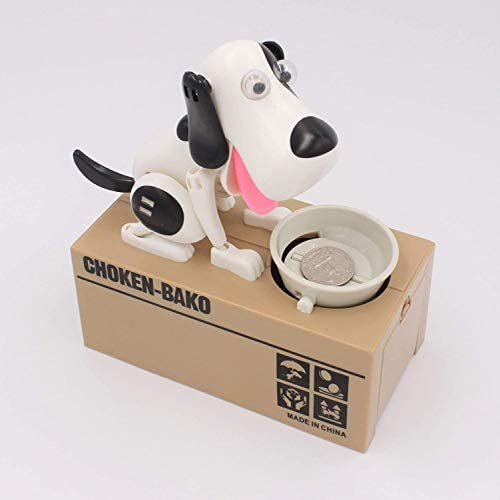 Goldenvalueable Dog Coin Money Box Cute Saving Bank product image