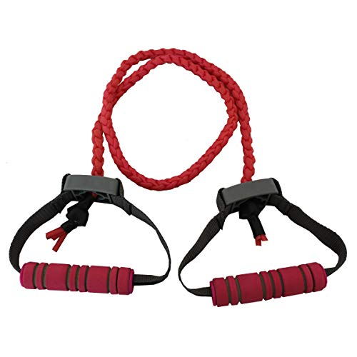 aoligei fitness trektouw 11 delige set trekker spier training multifunctionele trekker set zwart