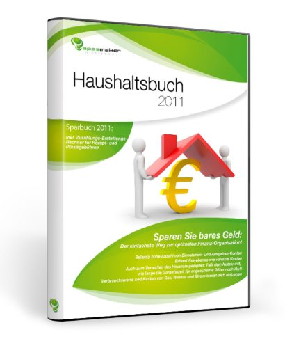 Haushaltsbuch 2011