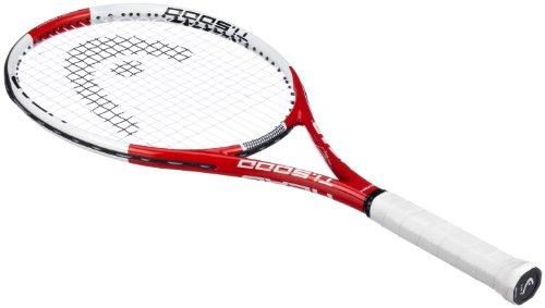 Head Racchetta da Tennis Uomo Ti5000, Uomo, Rosso/Bianco, L3