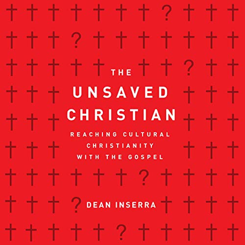 The Unsaved Christian audiobook cover art