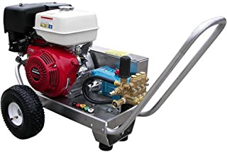 Pressure Pro EB4040HC Heavy Duty Professional 4,000 PSI 4.0 GPM Honda Gas Powered Belt Drive Pressure Washer With CAT Pump
