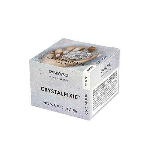 Swarovski Crystal Pixie Petite Nail Box 10g Cute Mood