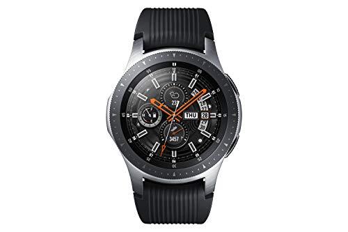SAMSUNG Galaxy Watch 46mm SM-R800N smartwatch Argento SAMOLED 3,3 cm (1.3 ) GPS (satellitare)