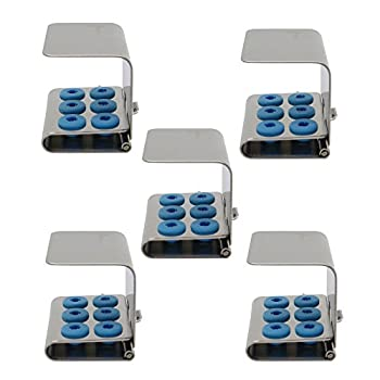 5 Pcs Woodpecker Dental Scaler Tips Holder Fit Ems/nsk/satelec/sirona/dte Tips 2#