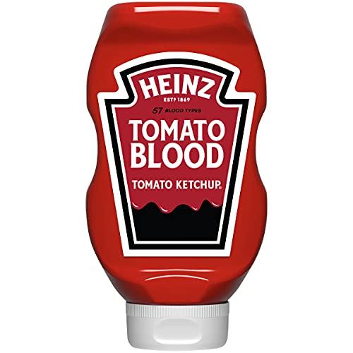 Heinz Tomato Ketchup (20 oz Bottle)