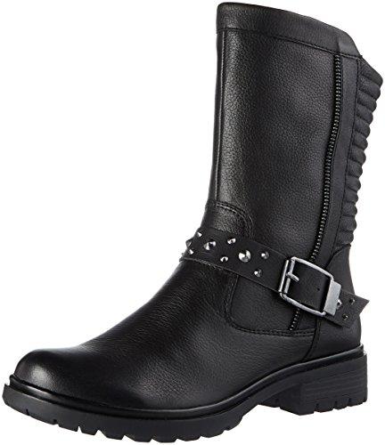 Tamaris Damen 25420 Stiefel, Schwarz (Black), 38 EU