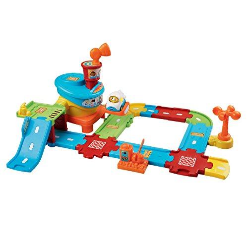 VTech Baby 80-144104 - Tut Tut Flitzer - luchthavens