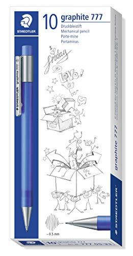 Graphite 777 - Porte-Mine 0.5 Bleu