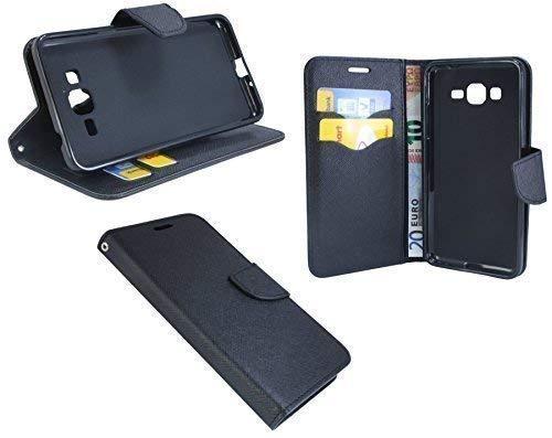 mächtig ENERGMiX Flip Case für Samsung Galaxy Grand Prime G530H Brieftasche…