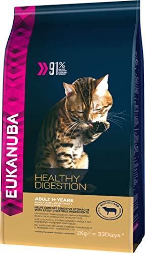 Eukanuba Adulto Healthy Digestion Rico en cordero [2 Kg]