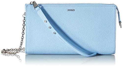 HUGO Damen Kim P Mini Bag, Light/Pastel Blue451, ONESI