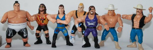 Kev's Toy Guide To WWF Hasbro Wrestling Figures (English Edition)