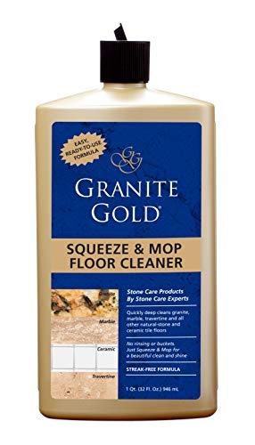Granite Gold Squeeze and Mop Floor Cleaner $2.37 (66% Off)