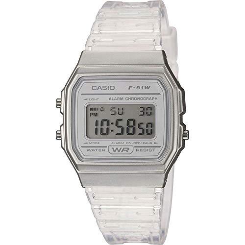 Casio Reloj Digital para Mujer de Cuarzo con...