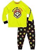 Super Mario Pijamas para Niños Multicolor 7-8 años