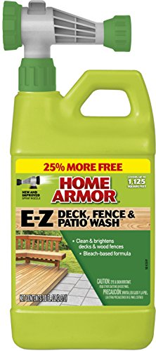 Home Armor FG51264B 80 Ounce EZ Deck Wash Hose End, Green