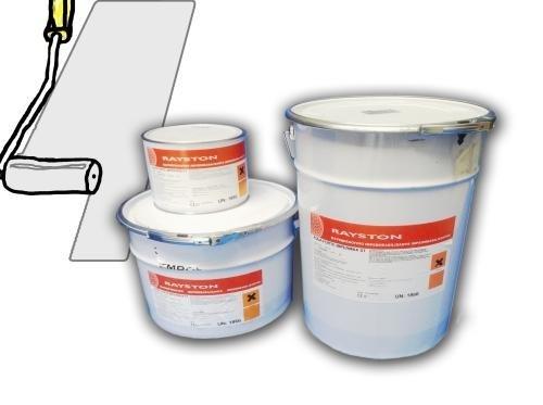 Impermax flüssige Teichfolie TRANSPARENT ( Chlorbeständig) 4 kg-20kg, Inhalt:4.0 Kg