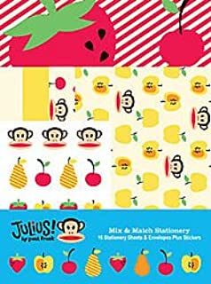 paul frank stationery