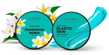 Letique cosmetics Juego de piel elástica; 250 g, 200 ml