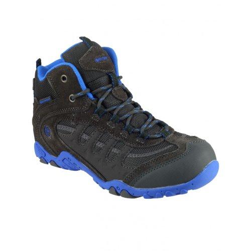 HI-TEC Penrith - Chaussures de randonnée - Garçon (30 EUR) (Bleu Marine)
