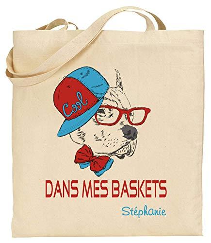 Tote Bag Personnalisé pour votre enfant – Pour une rentrée des classes réussie offrez lui un sac personnalisé. Vous avez pensez aux étiquettes personnalisées, à la blouse de peinture
