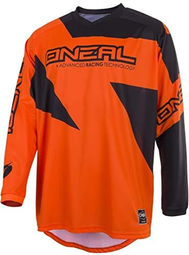 Oneal Matrix Jersey Fahrrad- und Motocross-Ausrüstung, M, Orange