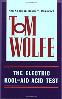 Paperback The Electric Kool-Aid Acid Test Book
