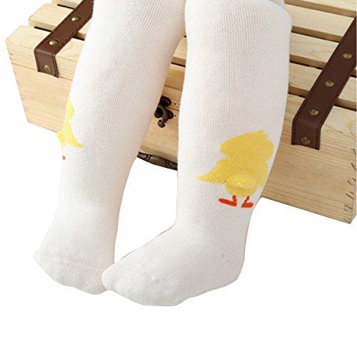 ZUMUii - Chaussette - Bébé (garçon) 0 à 24 mois blanc Weiß 1-2 T